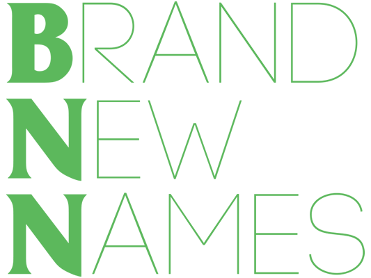 Brand New Names
